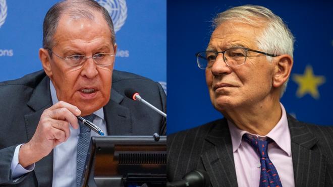 NÓNG: Ngoại trưởng Lavrov thẳng tay đáp trả kẻ dám xúc phạm nước Nga - Máy bay Nga lao vun vút vào trận địa tên lửa Ukraine đang khai hỏa - Ảnh 2.