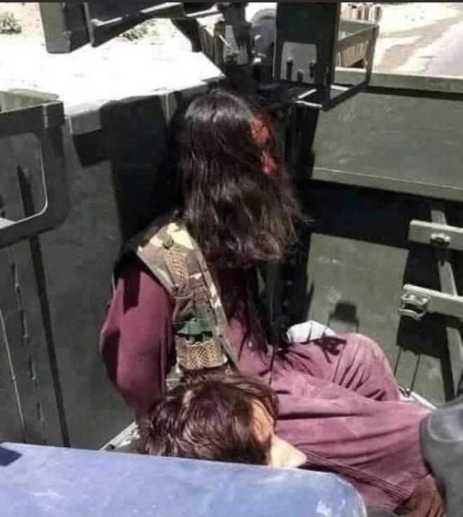 NÓNG: Đạo quân gần 2.000 người lớp bị diệt, lớp tan rã, Taliban muối mặt tuyên bố vướng mìn phải thối lui - Chiến sự Panjshir nóng rực! - Ảnh 6.