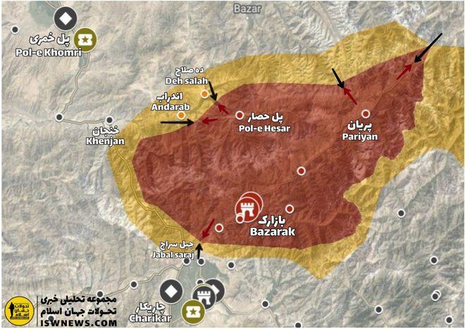 NÓNG: Bị quân nổi dậy phản công dữ dội, Taliban muối mặt tuyên bố vướng mìn phải thối lui - Chiến sự Panjshir nóng rực! - Ảnh 2.