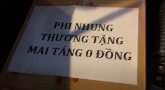 """Giang Kim Cúc """"mai táng 0 đồng"""" tiết lộ việc làm đặc biệt của Phi Nhung khi còn tỉnh táo - Ảnh 3."""