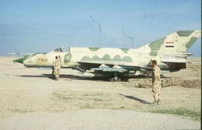 Syria đã có thể cải tiến Mig-21 thành UAV?