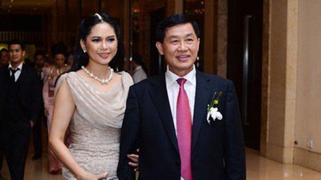 Điểm mặt bố mẹ chồng đại gia của các hot girl trong năm 2012