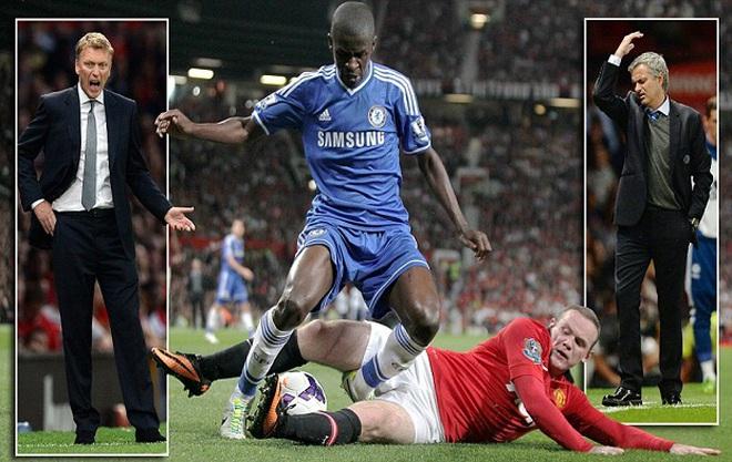 Đó là lý do Moyes quyết giữ Rooney!