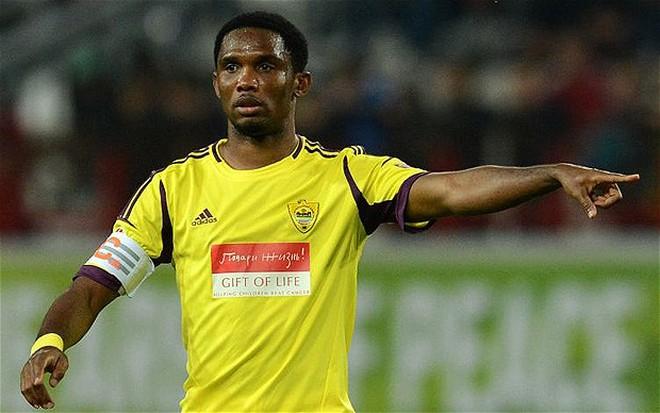 Man United hẹn đàm phán với Samuel Eto'o vào ngày mai