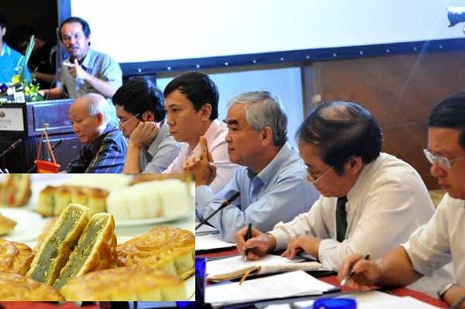 Bánh Trung thu và bóng đá Việt