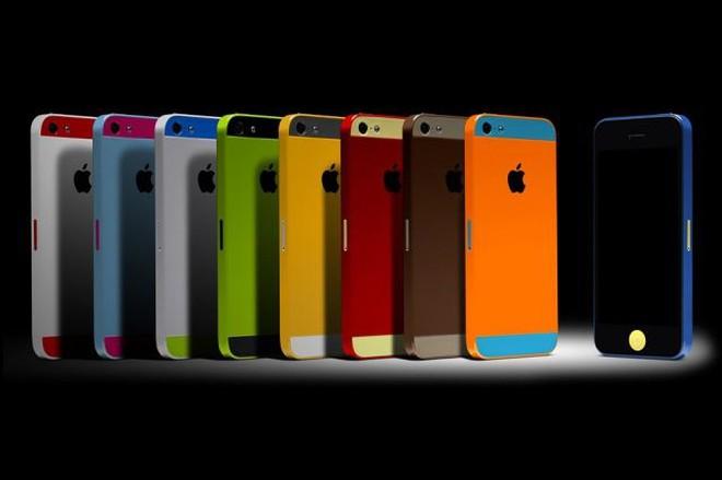 Thêm thông tin về cấu hình iPhone 5S: RAM 2 GB, camera 12 megapixel