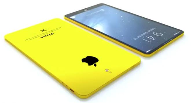 Độc đáo với concept iPhone 6 pha trộn giữa iPad mini và Lumia