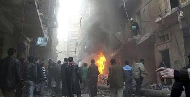 Vụ thảm sát đẫm máu ở thành trì quyền lực của Assad