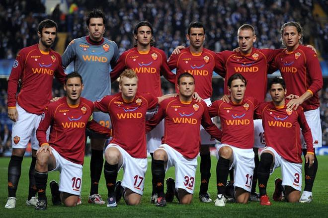 Việt Nam không đón được AS Roma