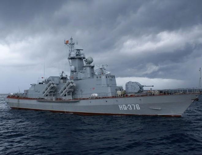 Bật mí vũ khí chiến hạm 1241.8 canh biển VN