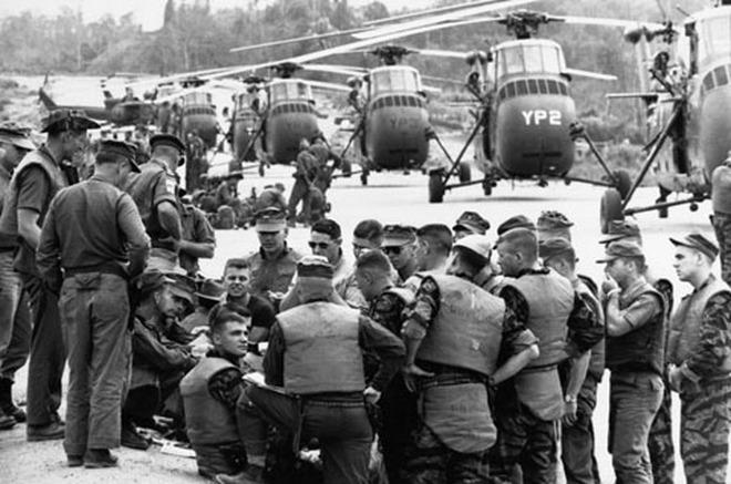Ảnh gây chấn động về cuộc chiến ở Việt Nam