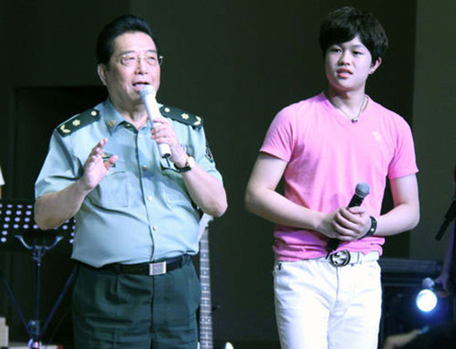 Con trai tướng Trung Quốc dính nghi án cưỡng hiếp tập thể