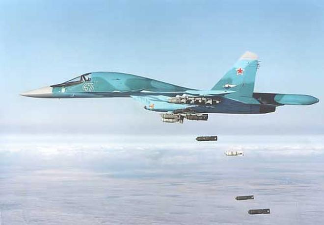 Lật tẩy kế hoạch sao chép Su-34 của Trung Quốc