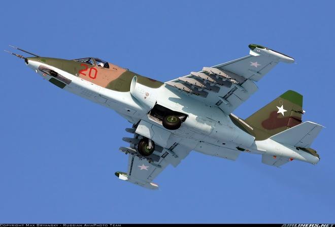 Su-25 của Nga có biến thể hủy diệt tên lửa Patriot của Mỹ