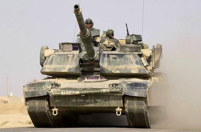 """""""Vua"""" xe tăng của Quân đội Mỹ có sức mạnh """"vô đối""""?"""