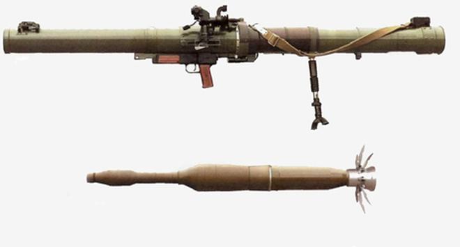 """Tìm hiểu """"tử thần"""" chống tăng RPG-29"""