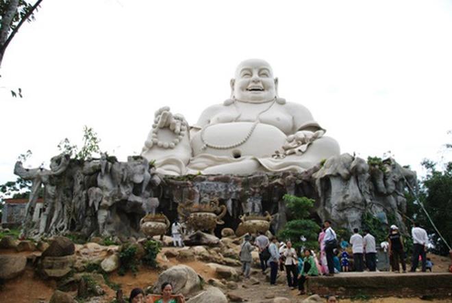 2 tượng Phật của Việt Nam trở thành kỷ lục châu Á