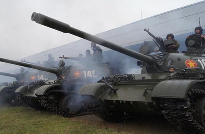 Những vũ khí Liên Xô bảo vệ biên giới Việt Nam