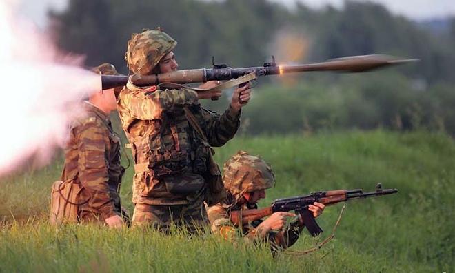 Việt Nam chế tạo đạn mới cho 'hỏa thần' diệt tăng