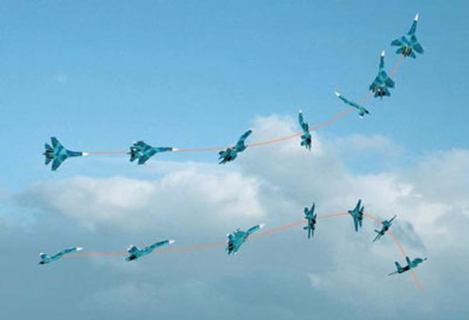 'Rắn hổ mang' SU-27 Việt Nam và chiến thuật siêu cơ động