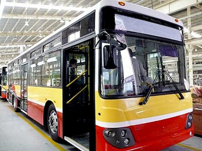 Hà Nội: Khởi công tuyến xe buýt nhanh gần 1.000 tỉ đồng