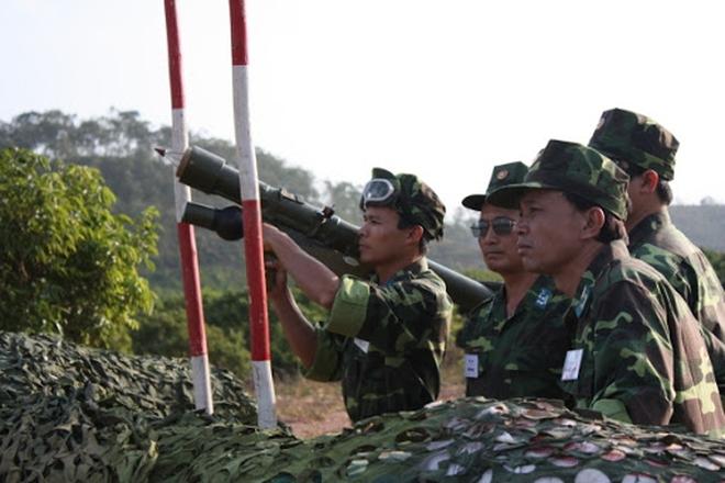 'Sát thủ' tầm thấp Igla của Việt Nam