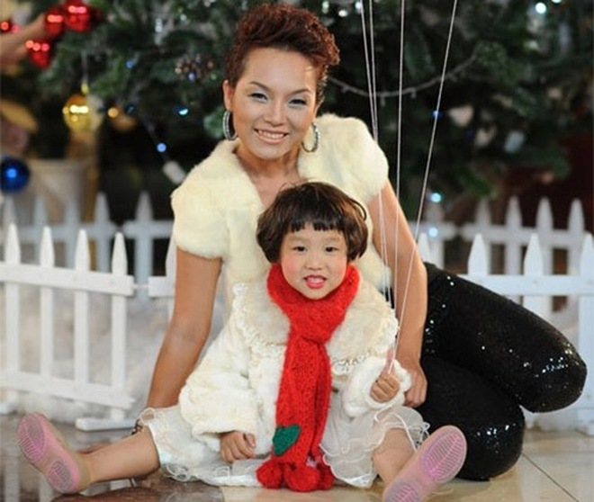 Thái Thùy Linh: Không hổ thẹn là mẹ đơn thân