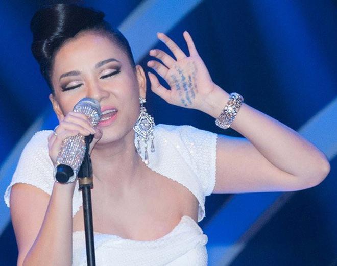 Sợ quên, Thu Minh chép bài hát ra tay
