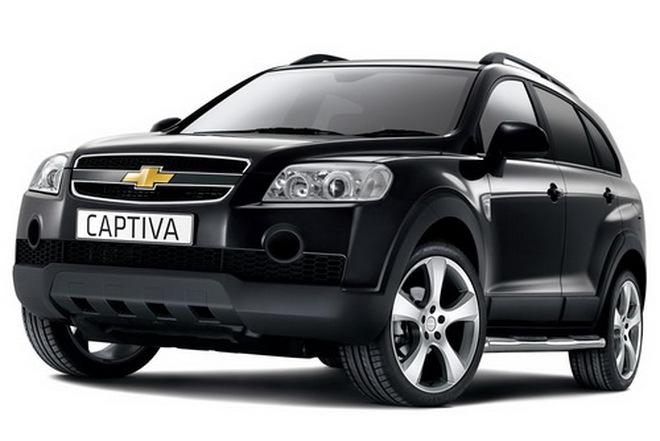 """Chevrolet Captiva giảm giá """"khủng"""" gần 200 triệu đồng"""