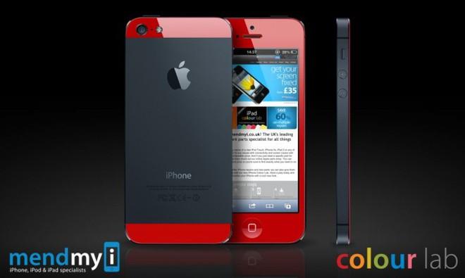 Ngoài iPhone 5S,  iPhone giá rẻ và iPhone cùng sở hữu màn hình 5 inch