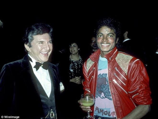Michael Jackson có người tình đồng giới
