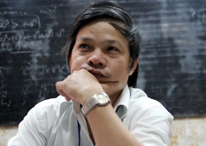 """Thầy giáo Đỗ Việt Khoa: """"Báo chí cần quyết liệt hơn nữa"""""""