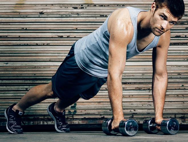 5 bí quyết để có thân hình vạm vỡ như sao phim Spartacus