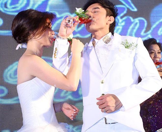 Cận cảnh đám cưới hoành tráng của Đan Trường ở Việt Nam