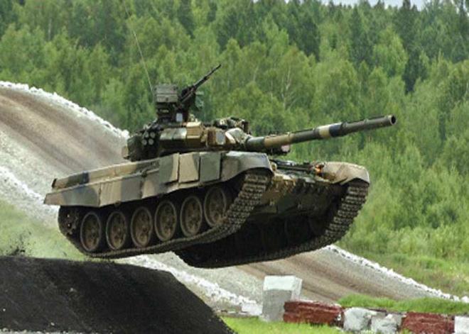 Tăng Armata sẽ là sản phẩm có 'yếu tố' robot đầu tiên