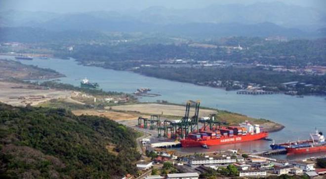 Tàu Triều Tiên bị Panama bắt giữ