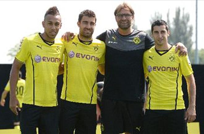 Dortmund không còn nhớ Goetze
