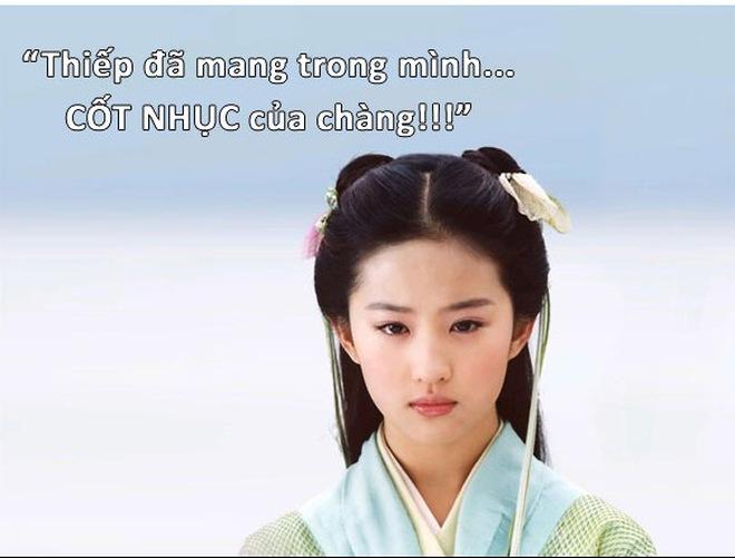 Những câu nói 'cấm tin' trong phim kiếm hiệp Trung Quốc