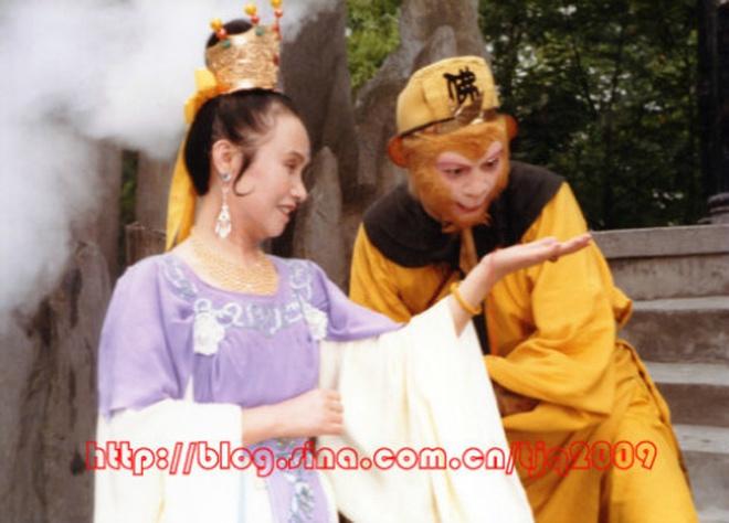 Nghệ sĩ lão làng đóng vai phụ trong Tây Du Ký