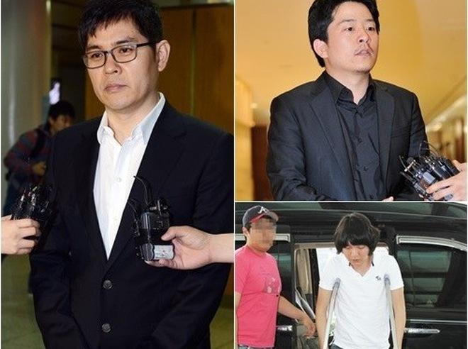 3 scandal gây phẫn nộ của sao Hàn