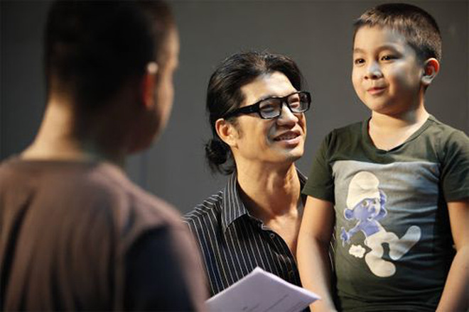 Gặp bé 9 tuổi con nuôi Hoài Linh gây sốt trong 'Lửa Phật'