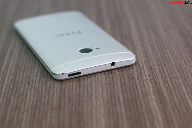HTC One chính hãng giảm giá 700.000 đồng tại Việt Nam