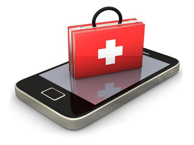 Smartphone giúp chữa bệnh?