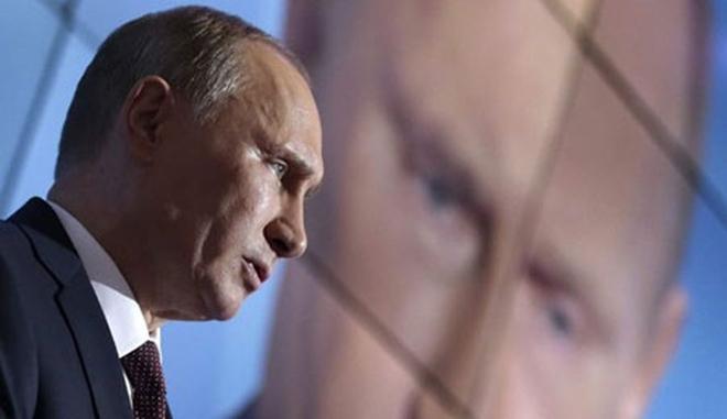 Putin dùng lá bài Israel để 'chơi' Mỹ?