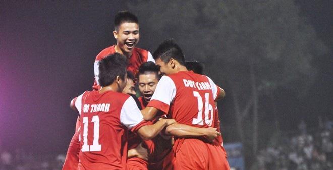 U21 Việt Nam chiến thắng thuyết phục trước U21 Myanmar