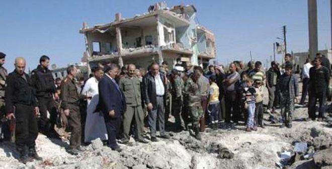 Một tư lệnh của Vệ binh Iran bị giết hại tại Syria