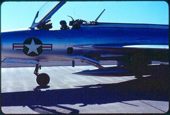 Điểm mặt các chiến đấu cơ của Liên Xô trong Không lực Hoa Kỳ (P1)