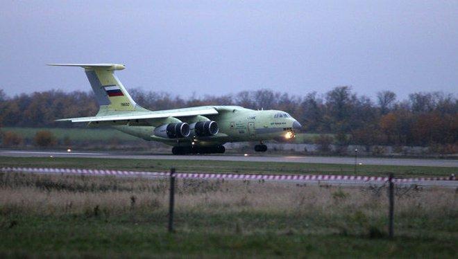 """Quân đội Nga sẽ nhận 3 """"siêu cơ"""" Il-476 đầu tiên năm 2014"""