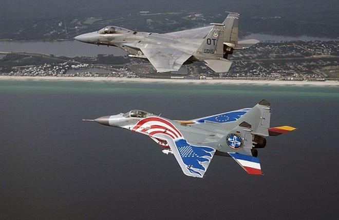 Điểm mặt các chiến đấu cơ của Liên Xô trong Không lực Hoa Kỳ (P2)