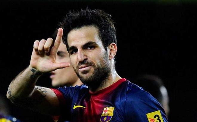 BẢN TIN CHIỀU 25/7: 100% Cesc Fabregas ở lại Barca